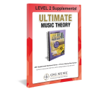 Ultimate Music Theory - UMT Level 2 Supplemental - St. Germain/McKibbon - Workbook