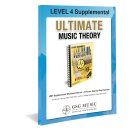 Ultimate Music Theory - UMT Level 4 Supplemental - St. Germain/McKibbon - Workbook