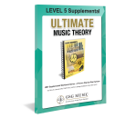 Ultimate Music Theory - UMT Level 5 Supplemental - St. Germain/McKibbon - Workbook
