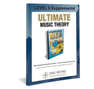 Ultimate Music Theory - UMT Level 6 Supplemental - St. Germain/McKibbon - Workbook
