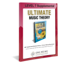Ultimate Music Theory - UMT Level 7 Supplemental - St. Germain/McKibbon - Workbook