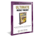 Ultimate Music Theory - UMT Level 8 Supplemental - St. Germain/McKibbon - Workbook