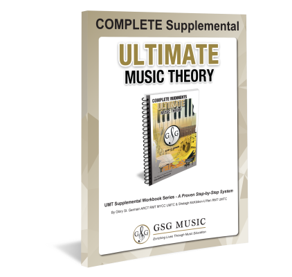 UMT Complete Supplemental - St. Germain/McKibbon - Workbook