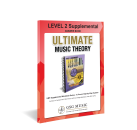 Ultimate Music Theory - UMT Level 2 Supplemental - St. Germain/McKibbon - Answer Book
