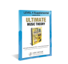 Ultimate Music Theory - UMT Level 4 Supplemental - St. Germain/McKibbon - Answer Book