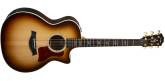 Taylor Guitars - Special Edition 414ce Rosewood Grand Auditorium Acoustic/Electric Guitar - Shaded Edge Burst