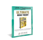 Ultimate Music Theory - UMT Level 5 Supplemental - St. Germain/McKibbon - Answer Book