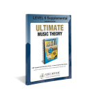 Ultimate Music Theory - UMT Level 6 Supplemental - St. Germain/McKibbon - Answer Book