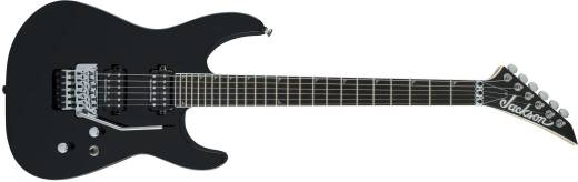Pro Series Soloist SL2, Ebony Fingerboard, Deep Black