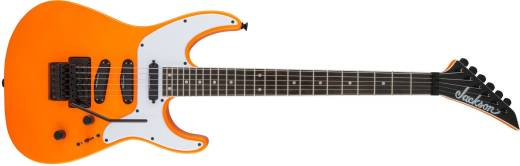 X Series Soloist SL4X, Rosewood Fingerboard, Neon Orange