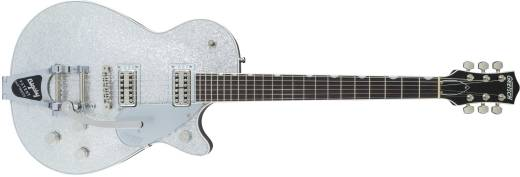 G6129T Players Edition Jet FT with Bigsby, Rosewood Fingerboard - Silver Sparkle