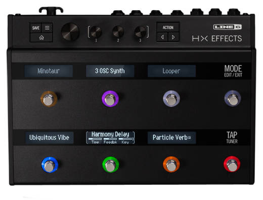 HX Effects Multi Effects Unit
