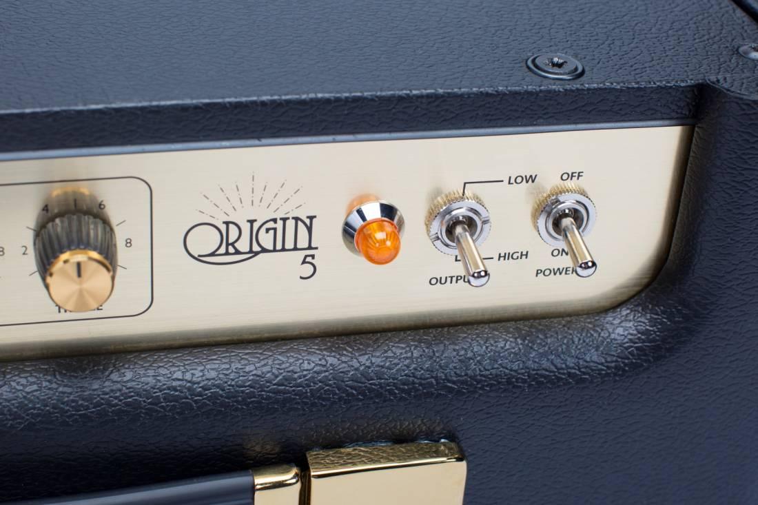 Origin 5W 1x8 All-Valve Combo Amp