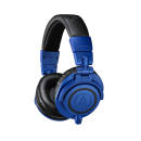 Audio-Technica - ATH-M50x Professional Monitor Headphones - Limited Edition Blue