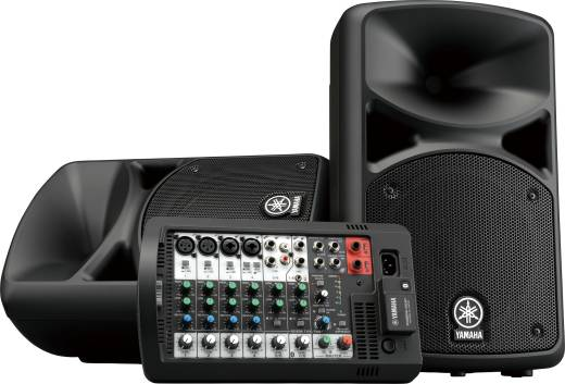 Stagepas 400BT Portable PA System w/ Bluetooth