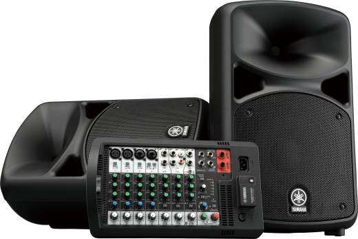 Stagepas 600BT Portable PA System w/ Bluetooth