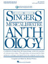 Hal Leonard - Singers Musical Theatre Anthology: Quartets - Walters - Vocal Quartet - Book/Audio Online