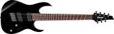 Ibanez - RG Multi Scale 7-String Electric Guitar - Black