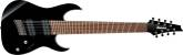 Ibanez - RG Multi Scale 8-String Electric Guitar - Black