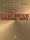 Hal Leonard - Contemporary Broadway Audition: Mens Edition - Book/Audio Online