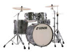 Sonor - AQ2 Stage 5-Piece Shell Pack (22,10,12,16,14 Snare) - Titanium Quartz