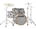 AQ2 Stage 5-Piece Shell Pack (22,10,12,16,14 Snare) - White Pearl