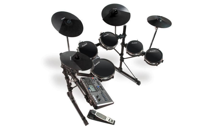 alesis dm10 studio drum kit long mcquade musical instruments