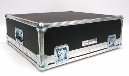 Professional ATA Mixer Case / Allen & Heath QU24