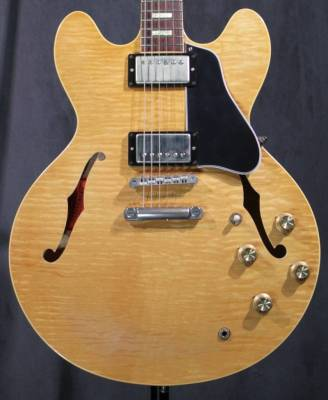 Figured 1963 ES-335 Traditional Natural