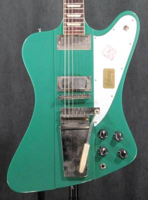 Heritage Series 1965 Firebird V w/Maestro Ltd - Inverness Green