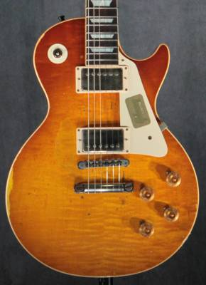 Limited Edition Mike McCready 1959 Les Paul Aged VOS