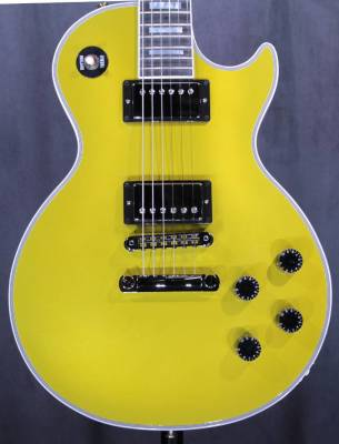 Les Paul Custom Lime Gold Limited