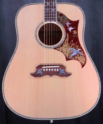 2017 Doves In Flight Ltd w/Antique Cherry Back and Rims