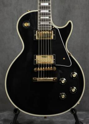 1968 Les Paul Custom Reissue Gloss - Ebony