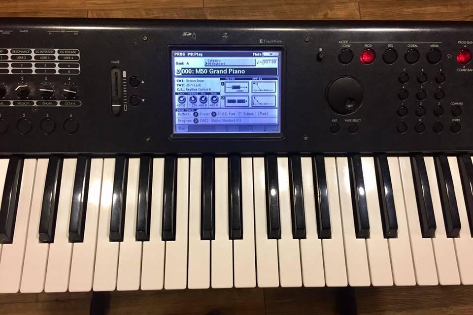 Best Keyboard Workstation For The Money : korg m50 music workstation 61 key long mcquade musical instruments ~ Hamham.info Haus und Dekorationen