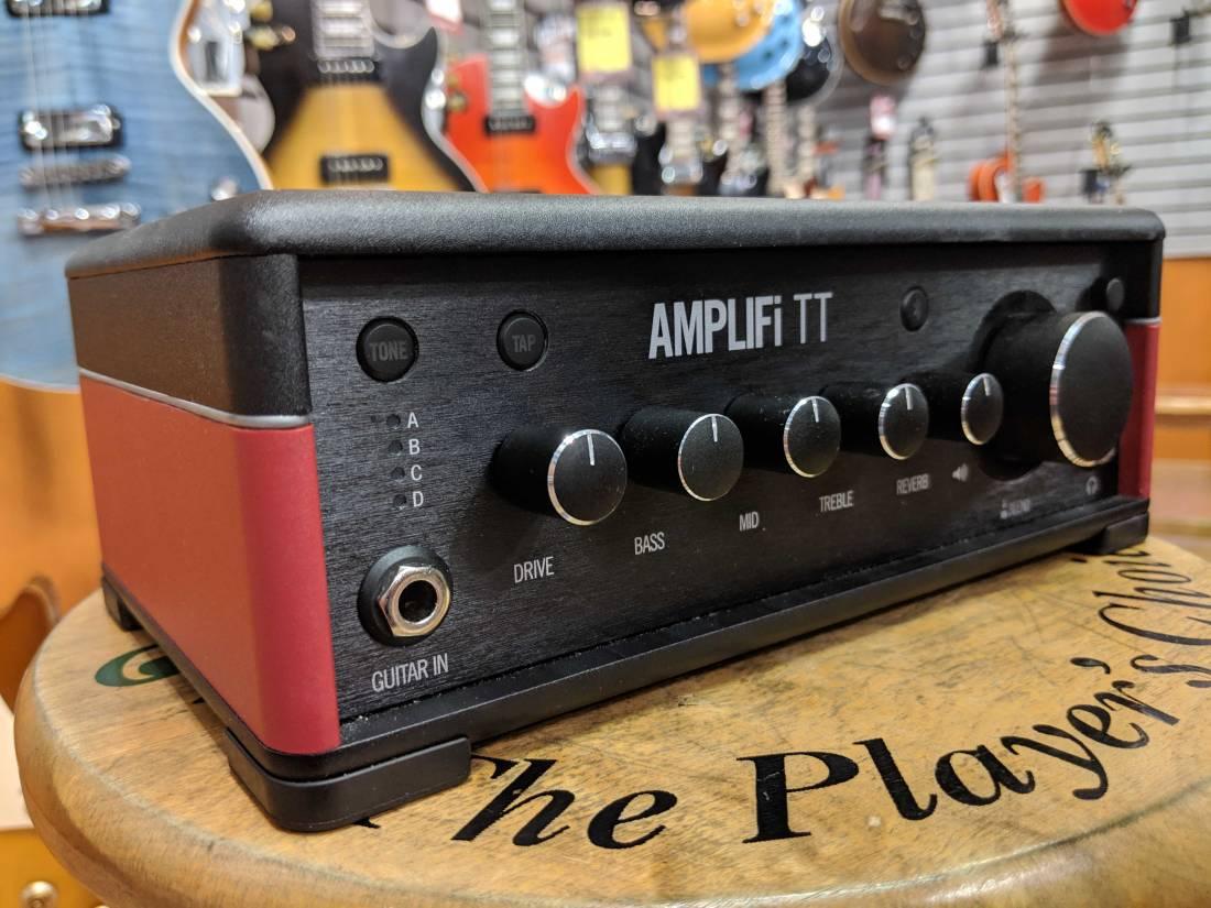 line 6 amplifi tt desktop unit long mcquade musical instruments. Black Bedroom Furniture Sets. Home Design Ideas