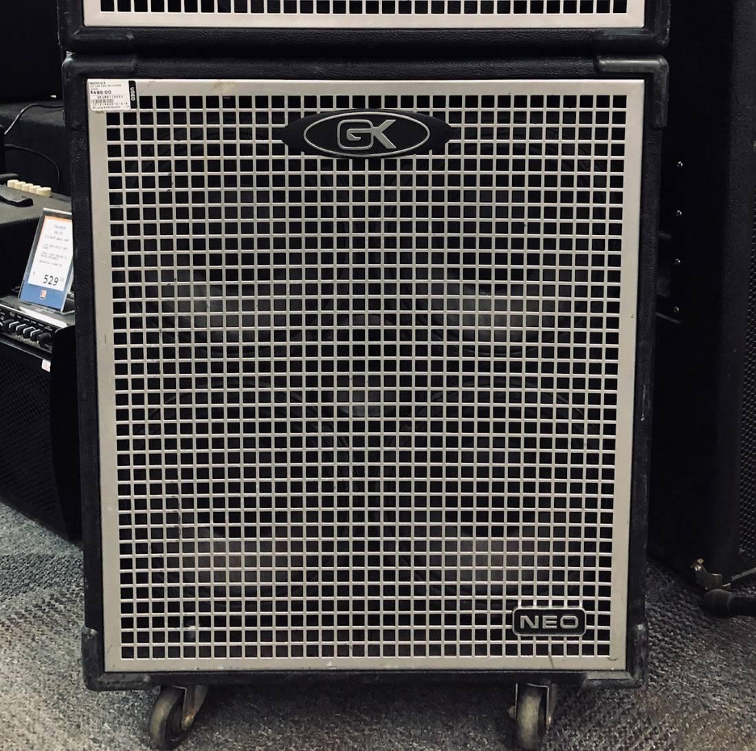 Lightweight Bass Cabinet 800 Watts 4 Ohms 4 x 10-Inch