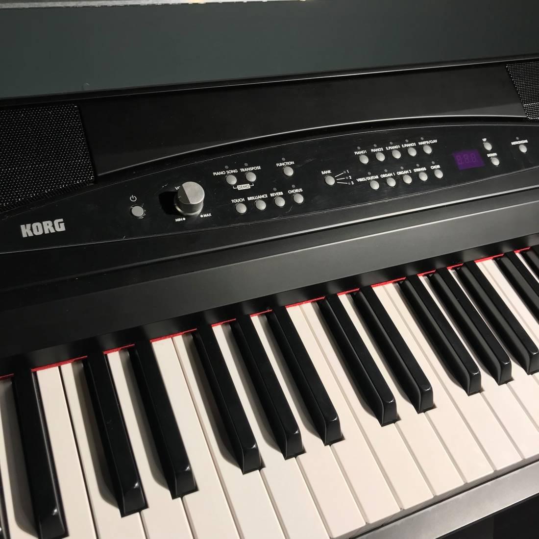 Digital Piano Transpose Feature - Digital Photos and Descriptions