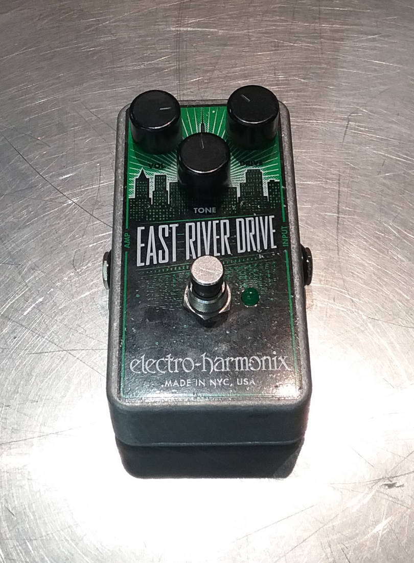 East River Drive Pedal : electro harmonix east river drive pedal long mcquade musical instruments ~ Hamham.info Haus und Dekorationen