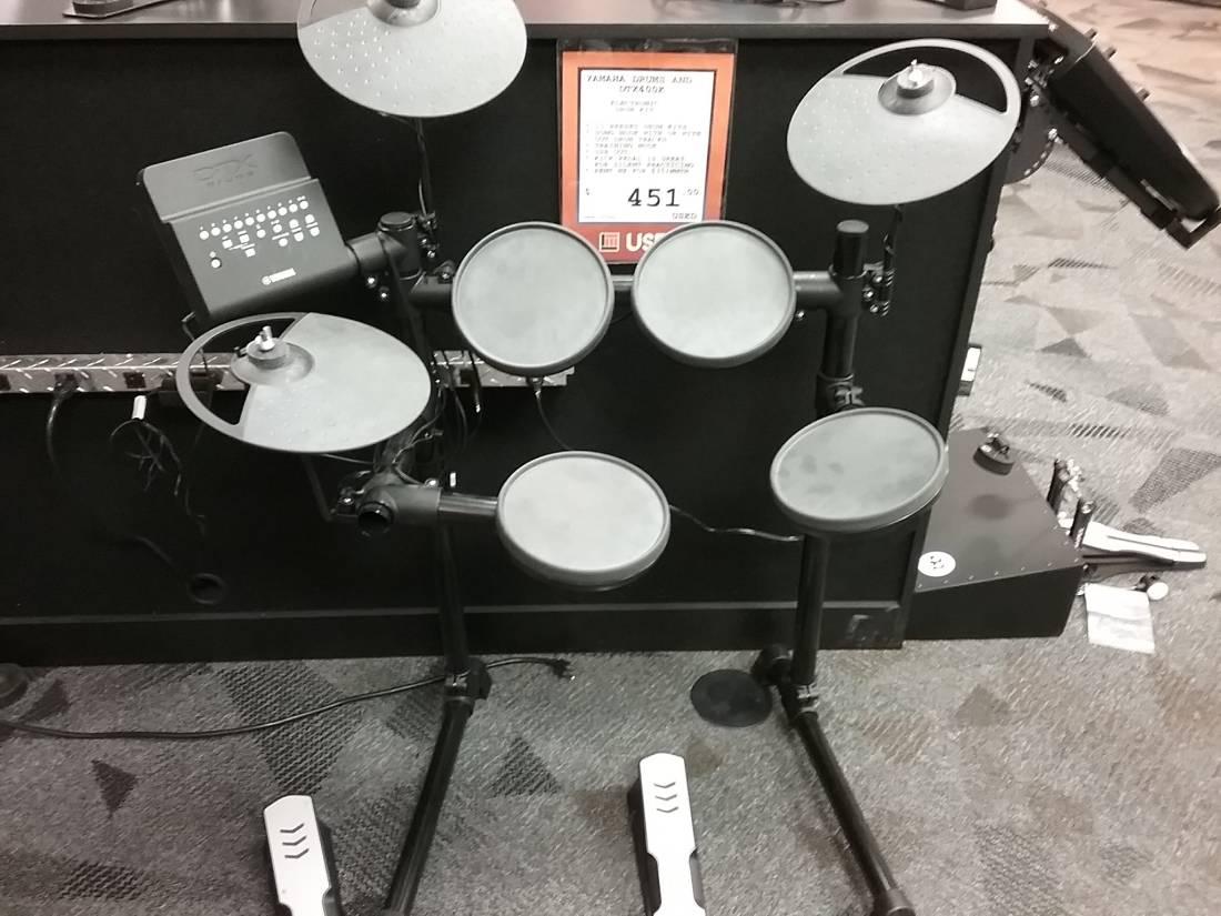 Yamaha dtx400k yamaha electronic drum kit long for Yamaha dtx400k accessories