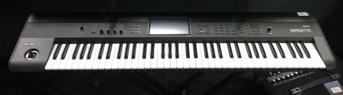 KROME-73 Music Workstation Keyboard - 73 Key