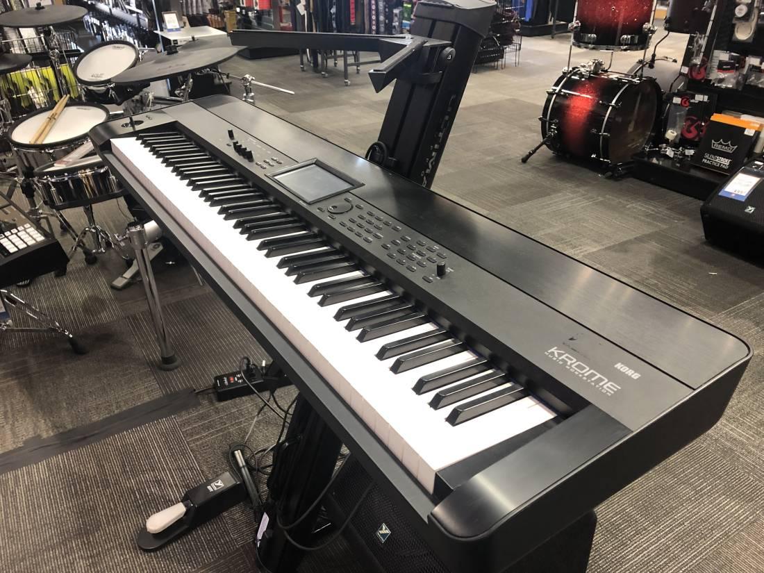 KROME-88 Music Workstation Keyboard - 88 Key