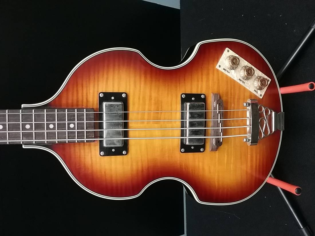 epiphone viola bass vintage sunburst long mcquade musical instruments. Black Bedroom Furniture Sets. Home Design Ideas