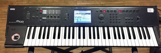 (USED) Korg M50 Music Workstation (61 Key)