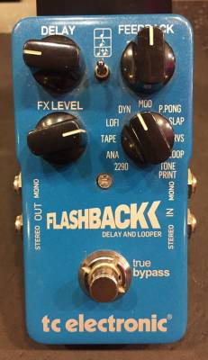 (USED) TC Electronic Flashback Delay and Looper Pedal