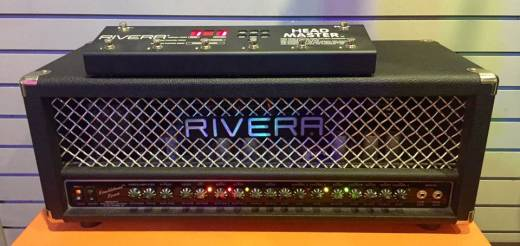 (USED) Rivera Knucklehead Reverb 55-Watt All-Tube Guitar Amplifier Head w/Footswitch