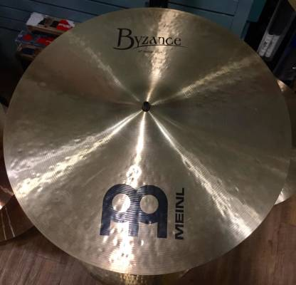 (USED) Meinl Byzance Medium Crash Traditonal - 20 inch