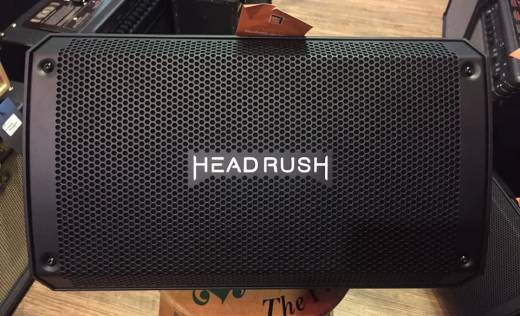 (USED) HeadRush FRFR-108 2000W 1x8'' Full-Range Flat-Response Powered Guitar Cabinet - 1 of 2 available