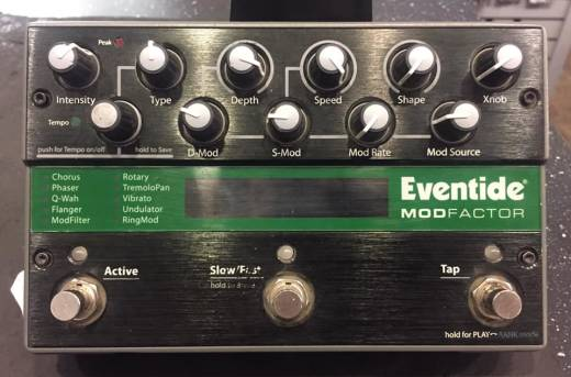 (USED) Eventide ModFactor Guitar Effects Pedal