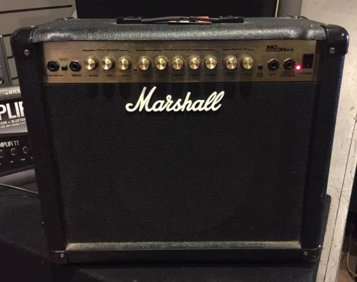(USED) Marshall MG30DFX - 30 Watt Amp with Digital Effects